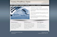 Sample WordPress website